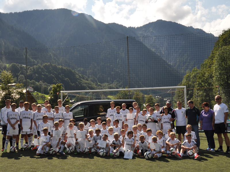 FC Klostertal Real Madrid Camp
